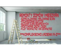 Remonty mieszkań oraz domów A-Z Wiedeń i okolice