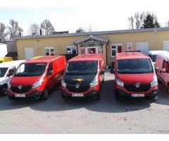 Wynajem dostawcze - dostarczamy auta zagranicę