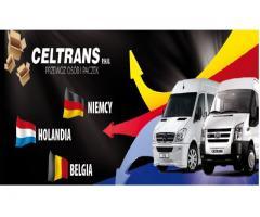 5 X W TYG. oferuję transport paczek i ludzi na terenie Polski Niemiec Belgi Holandii