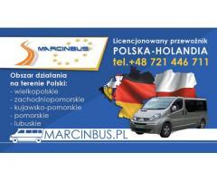 Licencjonowany Przewóz Osób marcinbus
